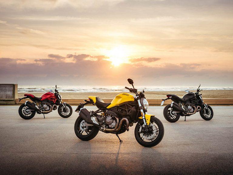 Ducati Monster 821 2018 Naked Bike Review Specs