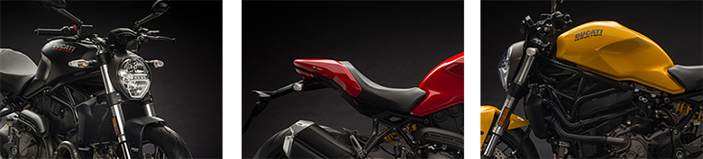 Ducati Monster 821 2018 Naked Bike Specs