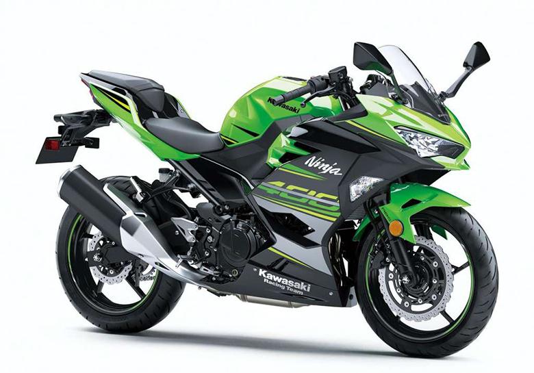 Kawasaki 2018 Ninja 400 ABS KRT Sports Bike