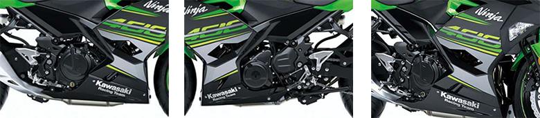 Kawasaki 2018 Ninja 400 ABS KRT Sports Bike Specs