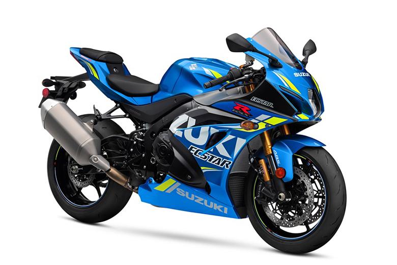 Suzuki 2018 GSX-R1000R Most Powerful Sports Bike