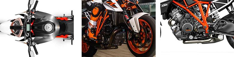 2018 KTM 1290 Super Duke R Powerful Naked Bike Specs