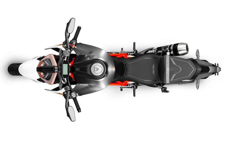 2018 KTM 1290 Super Duke R Powerful Naked Bike