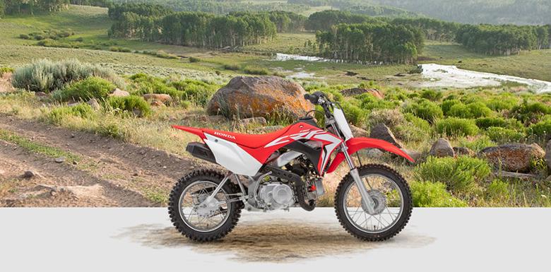 2019 CRF110F Honda Trail Dirt Bike