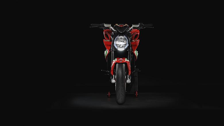 2019 MV Agusta Brutale 800 RC Naked Bike
