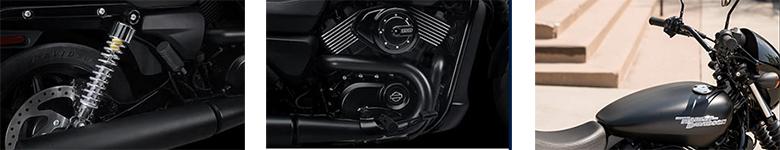 2020 Harley-Davidson Street 750 Motorcycle Specs