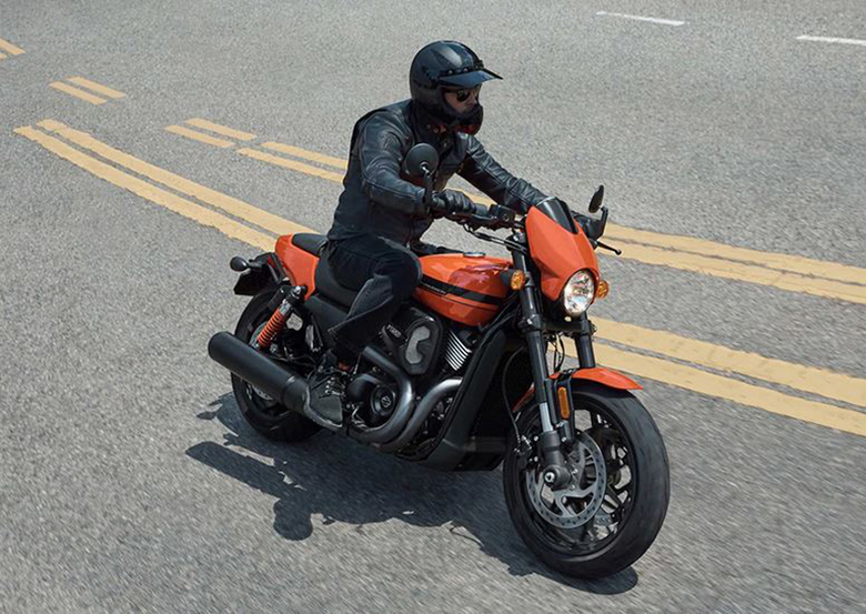 2020 Harley-Davidson Street Rod Bike