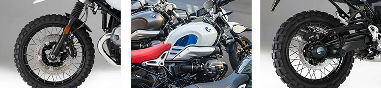 BMW 2019 R NineT Urban G/S Roadster Specs