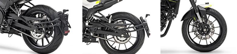 Benelli Leoncino 125 2019 Naked Bike Specs