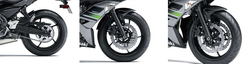 Kawasaki Ninja 650 ABS 2018 Sports Bike Specs