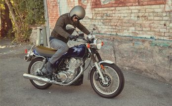 Yamaha 2018 SR400 Sports Heritage Bike