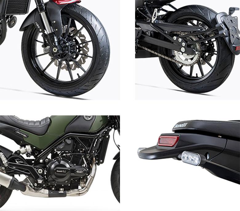 2019 Benelli Leoncino 250 Enduro Bike Specs
