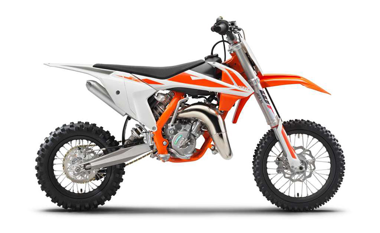 2019 KTM 65 SX Dirt Bike