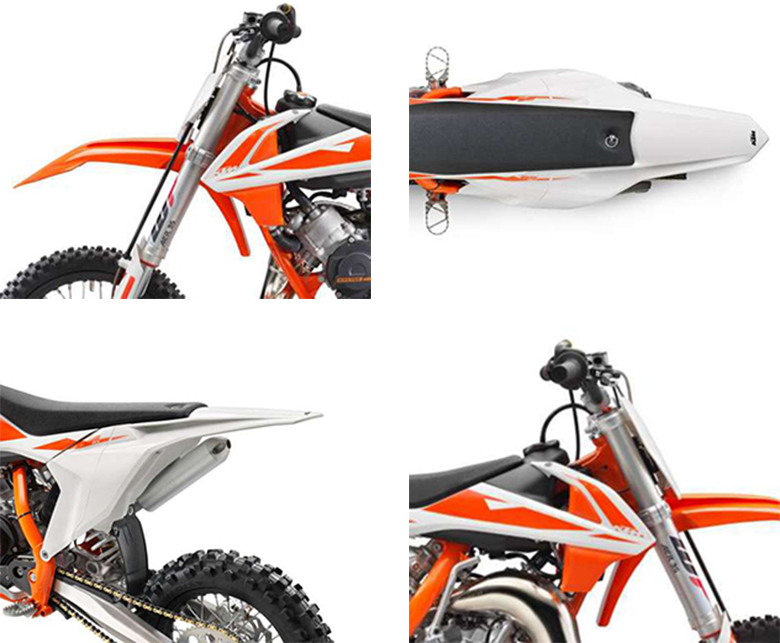 2019 KTM 65 SX Dirt Bike Specs