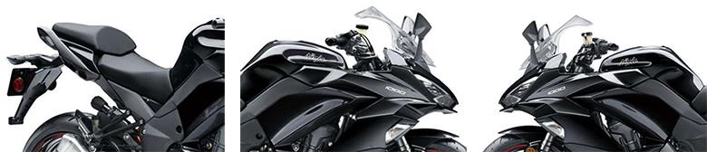 Kawasaki 2018 Ninja 1000 ABS Powerful Sports Bike Specs