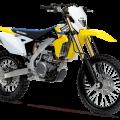 Suzuki 2019 RMX450Z Off-Road Bike