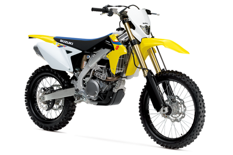 Suzuki 2019 RMX450Z Off-Road Bike Review Price Specs