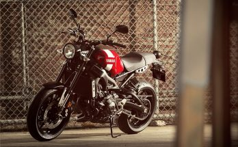Yamaha 2018 XSR900 Sports Heritage Motorcycle
