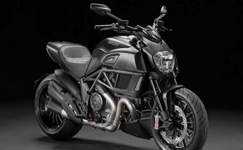 2018 Ducati Diavel Naked Motorcycle
