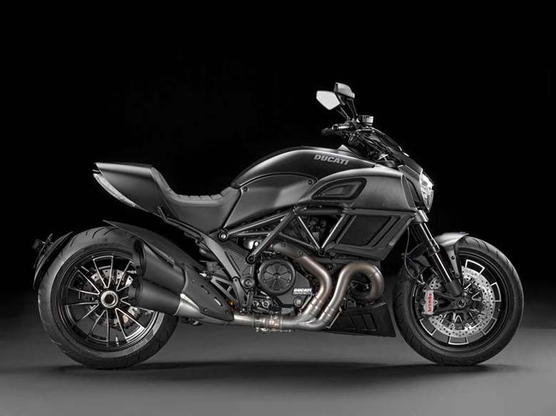 2018 Ducati Diavel Naked Motorcycle