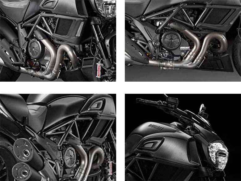 2018 Ducati Diavel Naked Motorcycle Specs