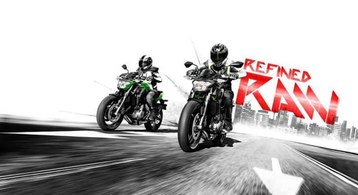 2018 Kawasaki Z650 ABS Sports Motorcycle