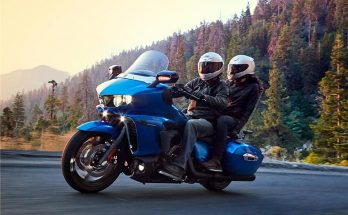 2018 Star Eluder Transcontinental Touring Motorcycle