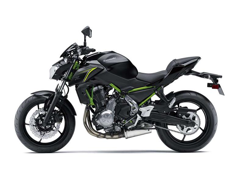 2018 Z650 Kawasaki Sports Bike