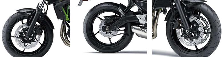 2018 Z650 Kawasaki Sports Bike Specs