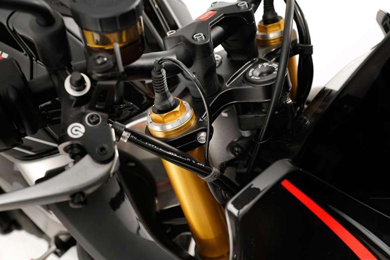 2019 Aprilia Tuono V4 1100 Factory Sports Bike