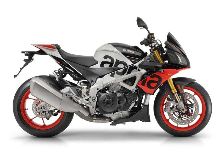 2019 Aprilia Tuono V4 1100RR Super Sports Bike
