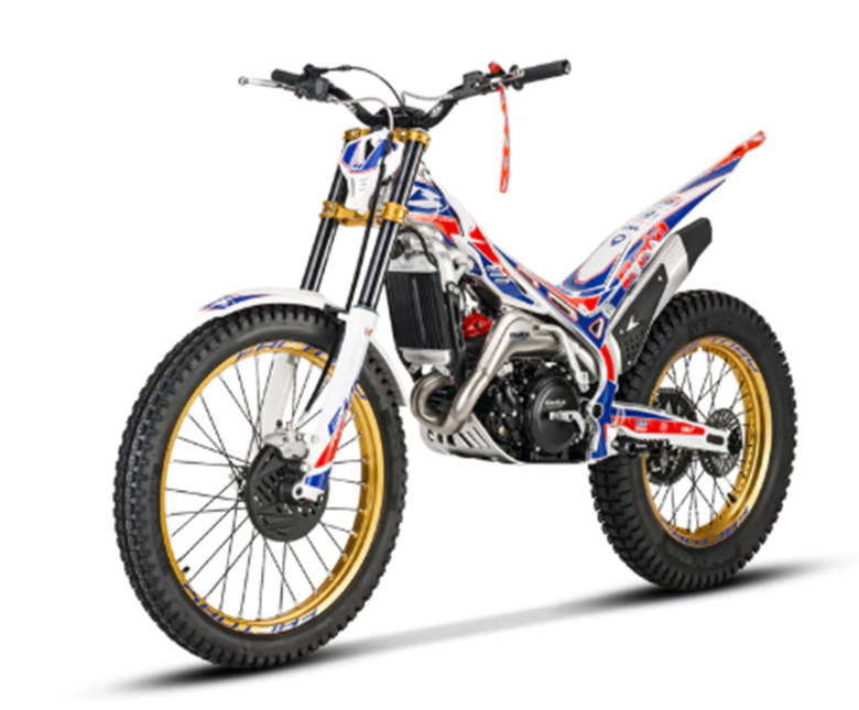 2019 Beta Evo 125 Factory Edition Dirt Bike
