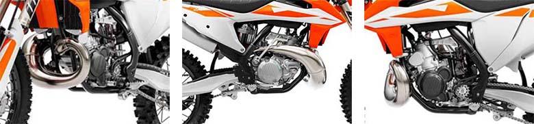 2019 KTM 250 SX Dirt Bike Specs
