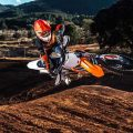 2019 KTM 250 SX Dirt Bike