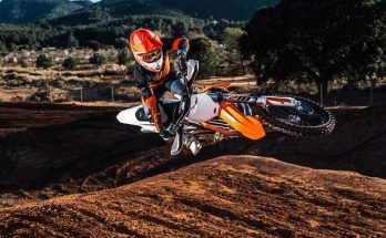 2019 KTM 250 SX Dirt Bike