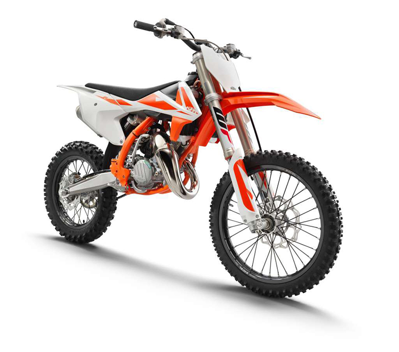 2019 KTM 85 SX 17/14 Dirt Bike