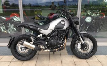 Benelli 2019 Leoncino Trail Motorcycle