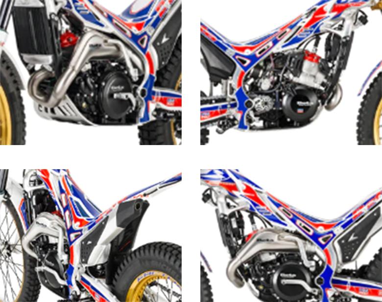 Beta 2019 EVO 250 Factory Edition Off-Road Bike Specs
