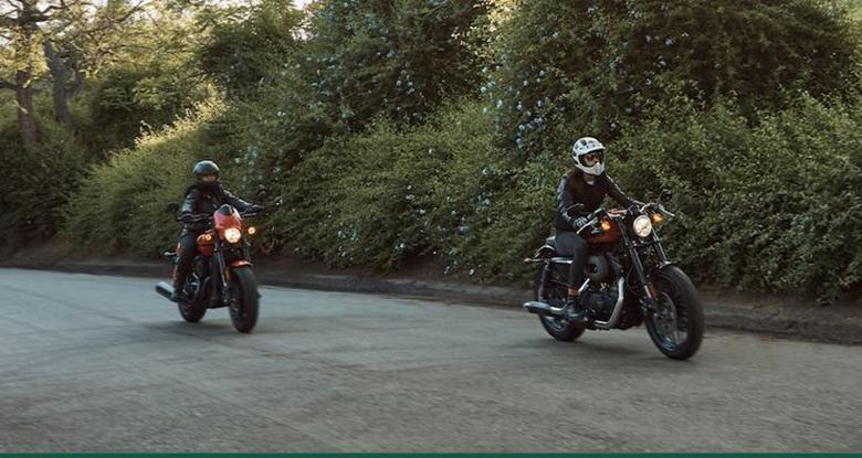 Harley-Davidson 2020 Roadster Sportster Motorcycle