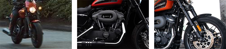 Harley-Davidson 2020 Roadster Sportster Motorcycle Specs