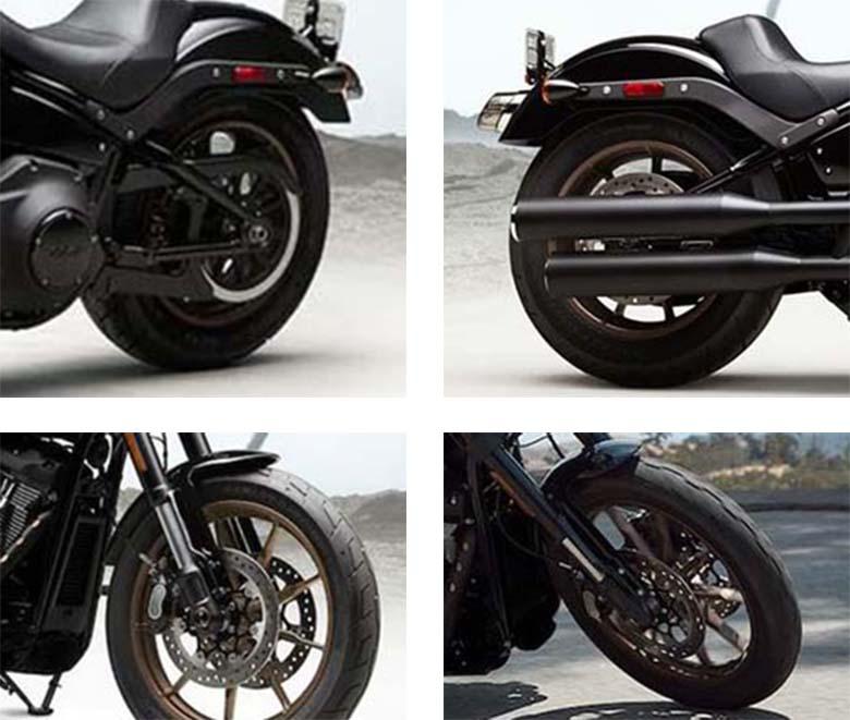 Harley-Davidson 2020 Softail Low Rider S Cruisers Specs