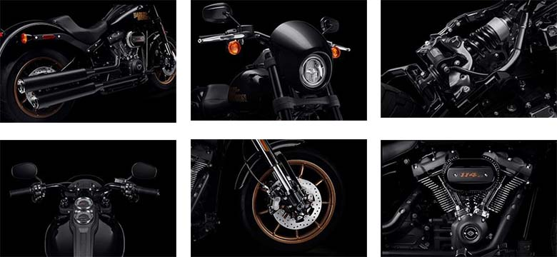 Harley-Davidson 2020 Softail Low Rider S Cruisers Spec