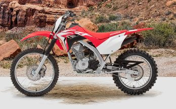 Honda 2019 CRF125F Big Wheel Trail Dirt Bike
