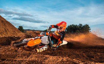 KTM 2019 125 SX Dirt Bike