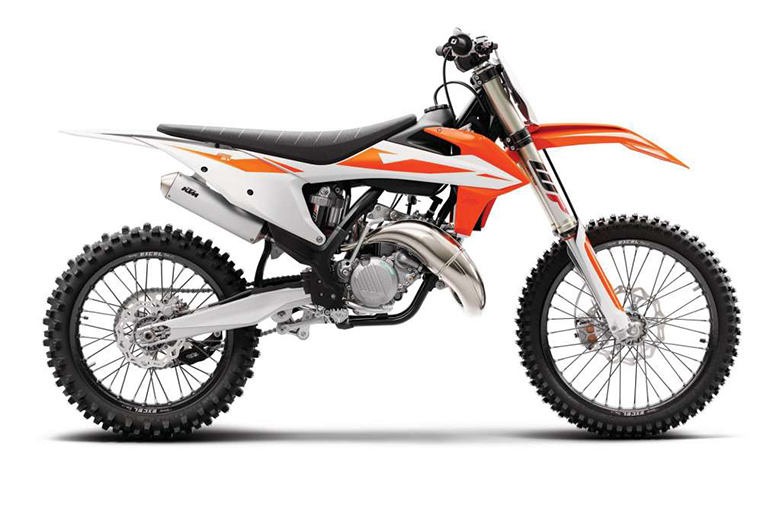 KTM 2019 125 SX Dirt Bike