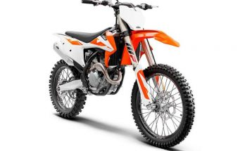 KTM 250 SX-F 2019 Dirt Bike