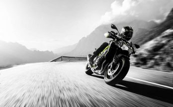 Kawasaki 2018 Z900 Sports Bike