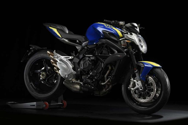 MV Agusta 2019 Brutale 800 Naked Motorcycle Review Price Specs