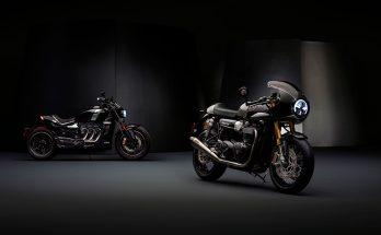 Triumph 2019 Rocket TFC Concept Motorcycle