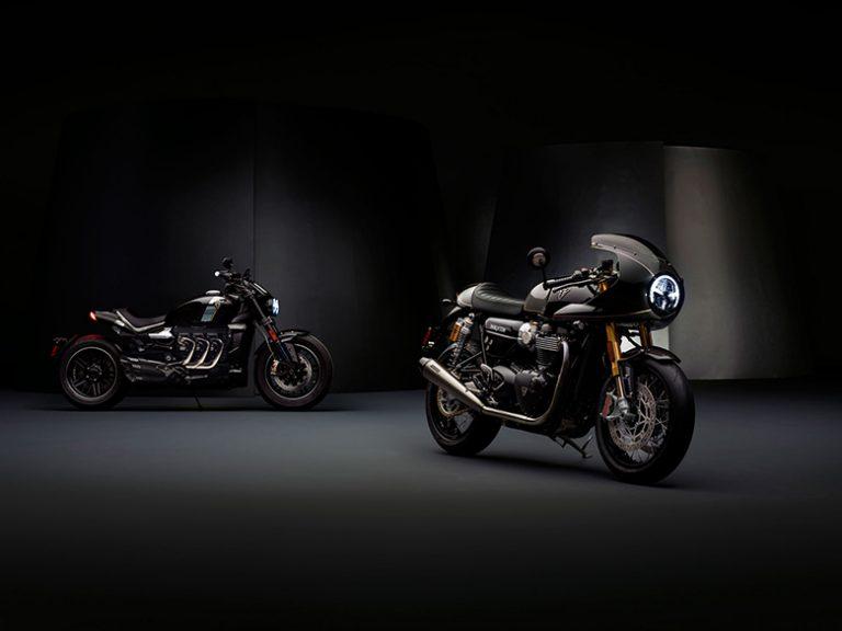 Triumph 2019 Rocket TFC Concept Motorcycle Review